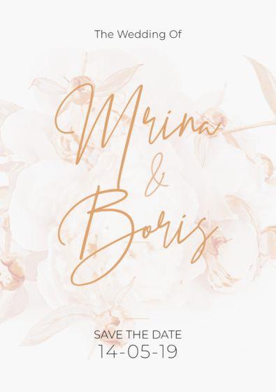 Easy Event | הדפסת הזמנות לחתונה